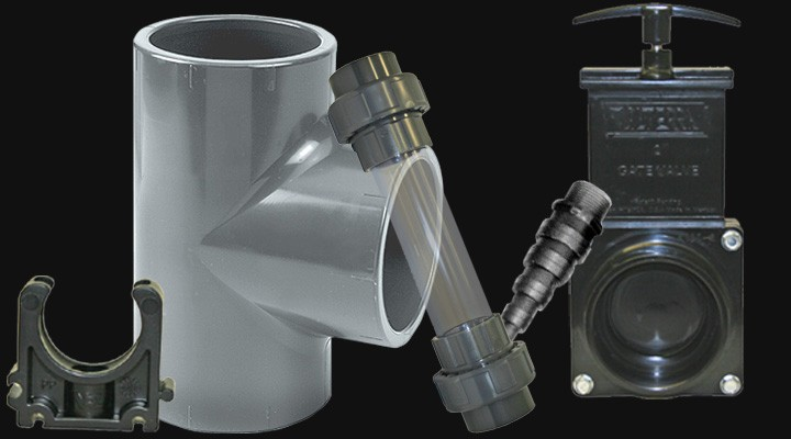 Pipework and Fittings -